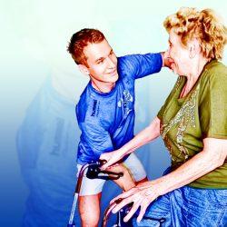 Gospa Zdenka: živeti z multiplo sklerozo