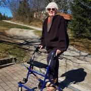Gospa Marjeta: ponovno aktivna z multiplo sklerozo