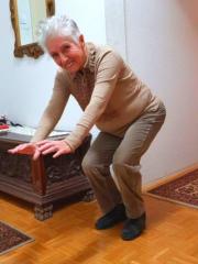 Gospa Suzana: hude bolečine v ledvenem delu hrbtenice