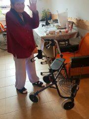 Gospa Julijana: onkološki bolnik