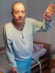 Gospod Pavel: Padec in operacija kolka